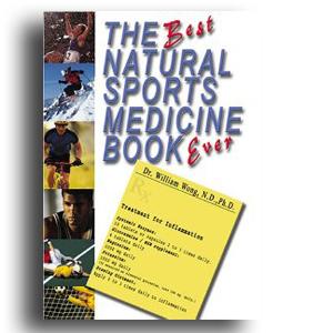 The Best Natural Sports Medicine Book Ever